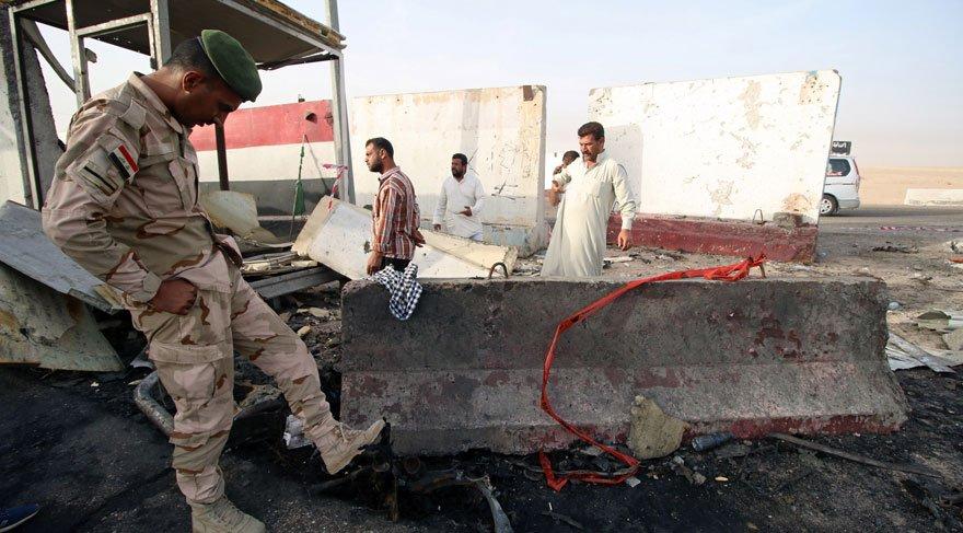 Irak'ta intihar saldırılarında 35 kişi öldü