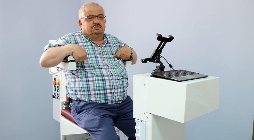 Sakarya Üniversitesi bel fıtığını ilaçsız tedavi ediyor