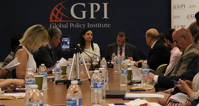 Türkiye ve ABD'nin Suriye politikaları Washington'da tartışıldı