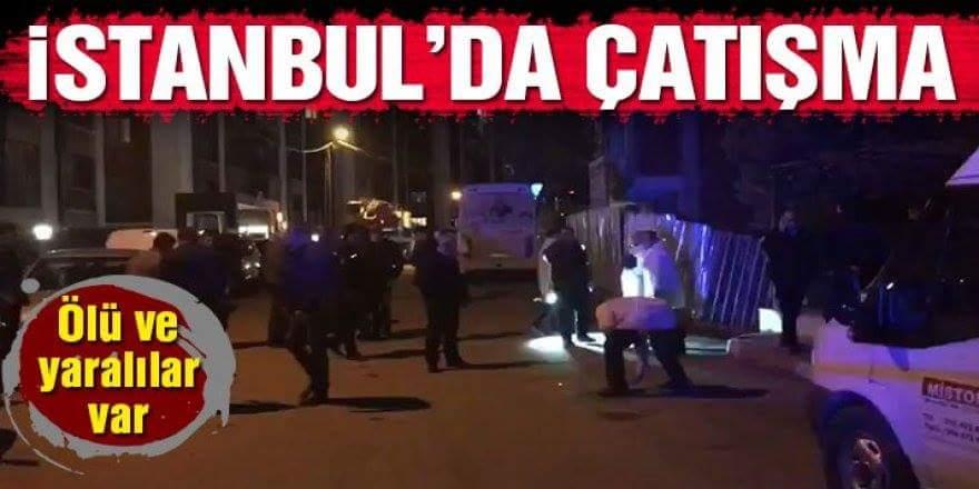 Polisle Çatışma Ölü ve Yaralılar Var!