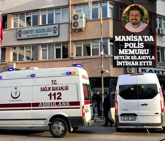 Yine Polis İntiharı!!.