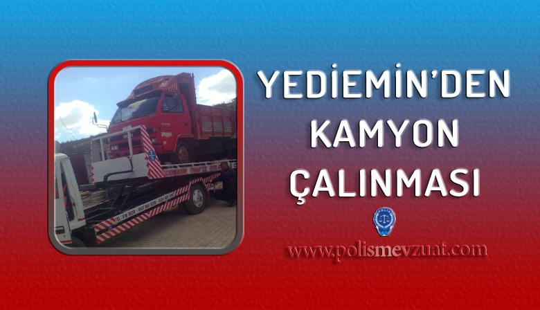 Yediemin'den Araç Çalınmasından Dolayı Polise Verilen Ceza
