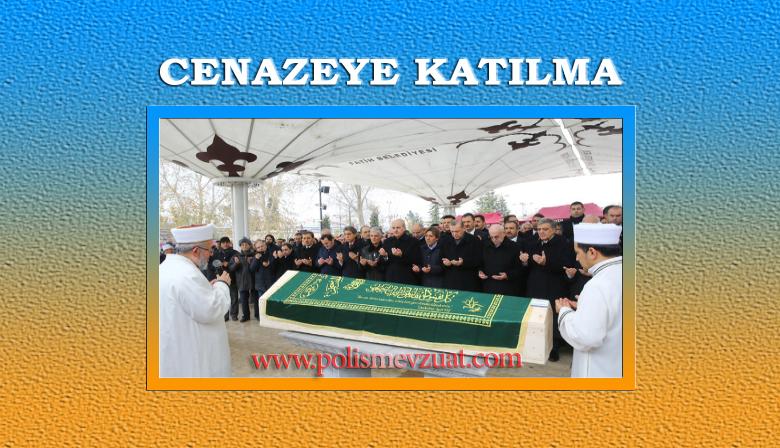 Cenazeye Katıldığı İçin Görev Yeri Terkten Verilen Ceza