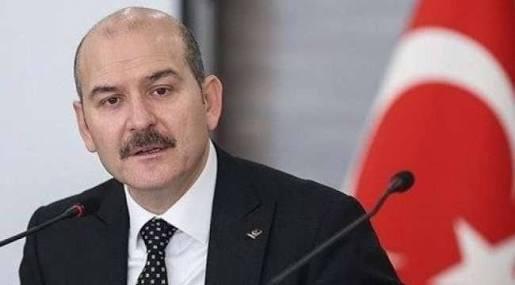 Süleyman SOYLU'dan Polislere Tuhaf Müjde
