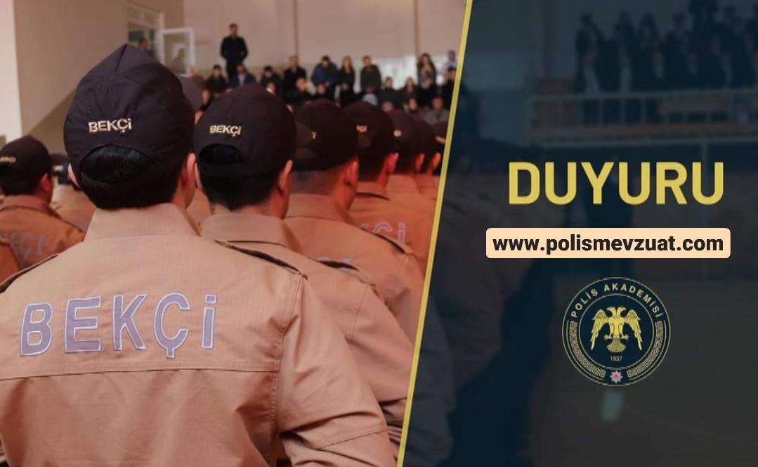 İstanbul İçin 400 Bekçi Alımı Yapılacak