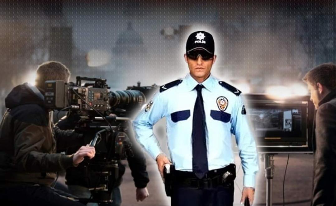 Polis Memuru Dizilerde Oynayabilir mi?