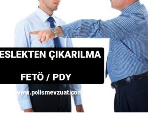 Fetö/Pdy soruşturması nedeniyle meslekten çıkarılarak ihraç edilen memurun kazanılan davası