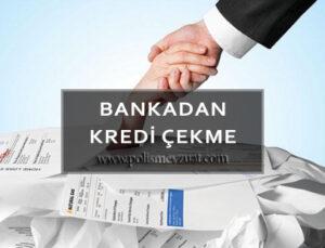 Bankadan çektiği kredi yüzünden borçlanan memura verilen ceza
