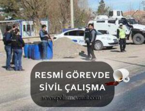 Mevzuata aykırı giyinmek suretiyle görevde sivil çalışan polise verilen cezanın iptalidir.